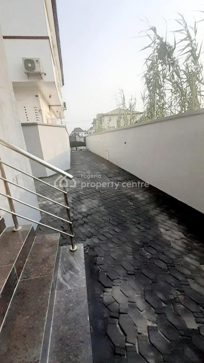 5 Bedrooms Fully Detached Duplex with Bq, Store & Security Post, Chevron Drive, Chevy View Estate, Lekki, Lagos, Detached Duplex for Sale