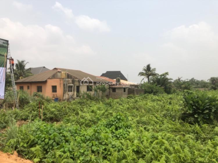 Residential Plots in a Private Estate, Jonalist Estate Phase 1, Berger, Arepo, Ogun, Residential Land for Sale