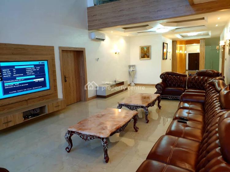 Furnished 6 Bedrooms Duplex + 1 Bq, Cinema, Cctv & Dstv & 40kva Gen, Opic, Isheri North, Lagos, Detached Duplex for Sale