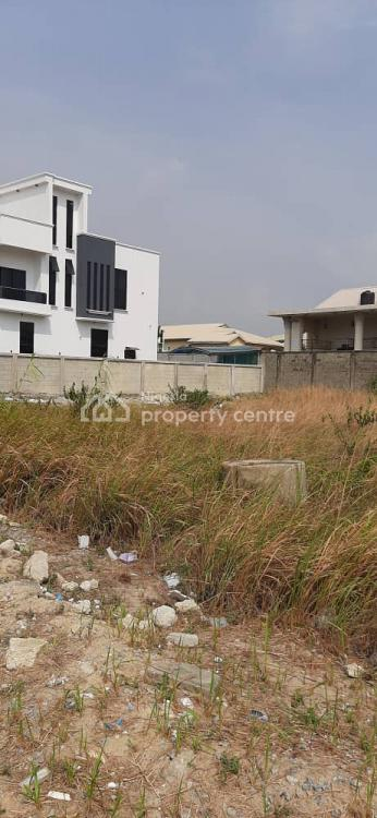 781 Sqm Land, Melrose Park Estate, Harris Drive, Vgc, Lekki, Lagos, Residential Land for Sale