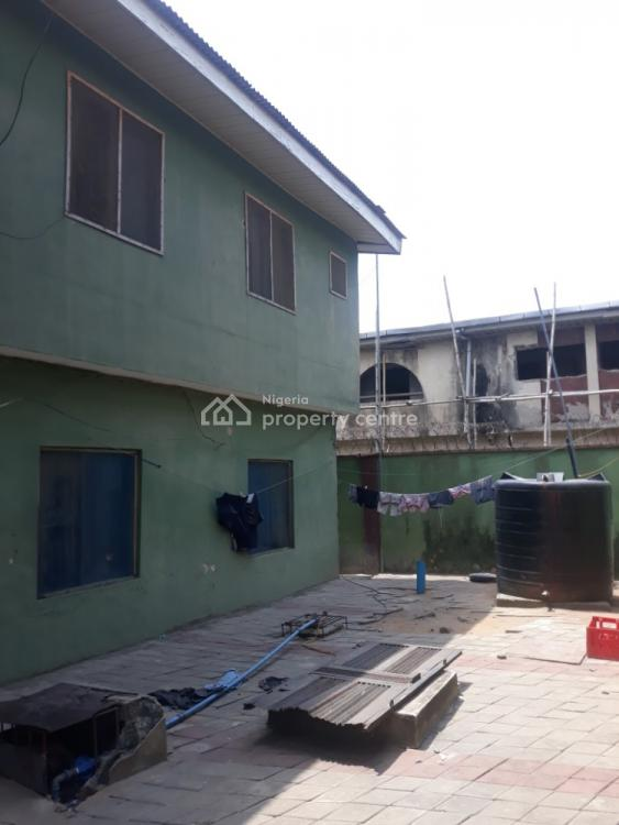 Lovely Block of Flats of 4 Nos 3 Bedroom & 2 Nos 2 Bedrooms, Off Grandmate, Ago Palace, Isolo, Lagos, Block of Flats for Sale