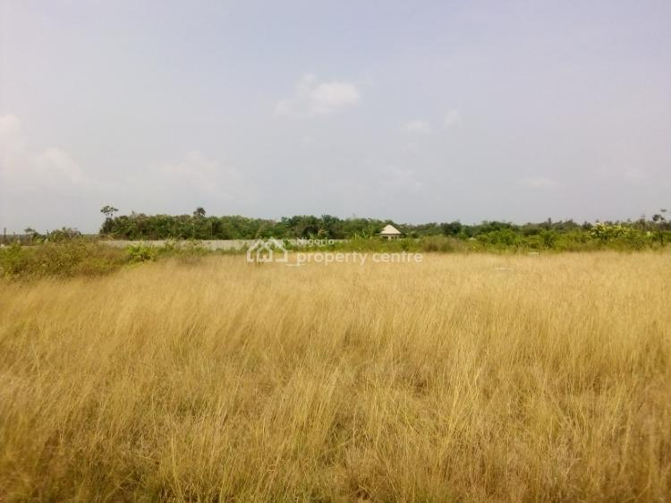 900 Sqm Water Front Back Home, Vgc Estate, Vgc, Lekki, Lagos, Residential Land for Sale
