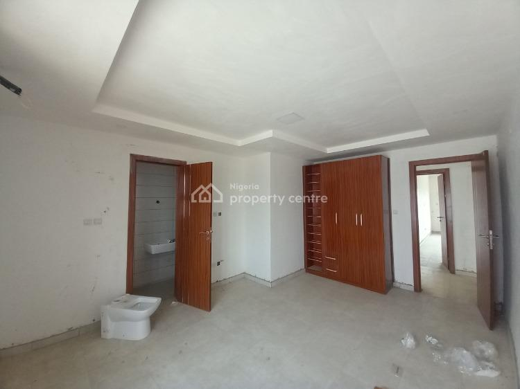 Luxury 3 Bedroom Flat with a Bq Upstairs, Off Lekki Epe Expressway,4th Roundabout, Ikate, Lekki, Lagos, Flat / Apartment for Sale