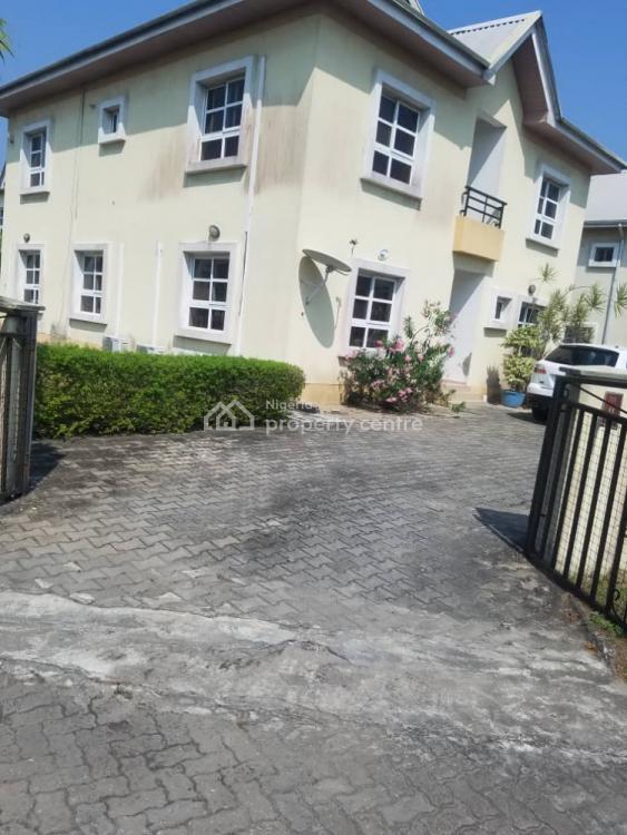 Corner Piece Detached 4  Bedroom Duplex with Bq, Friends Colony Estate, Jakande, Lekki, Lagos, Detached Duplex for Sale