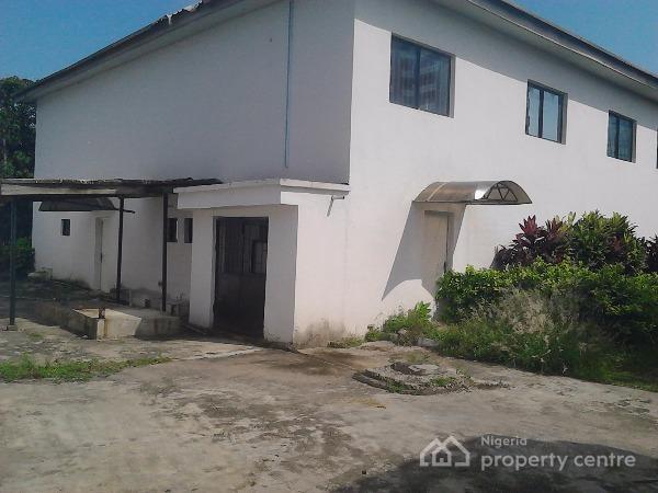 Eti Property Development : For rent open plan office building victoria island eti