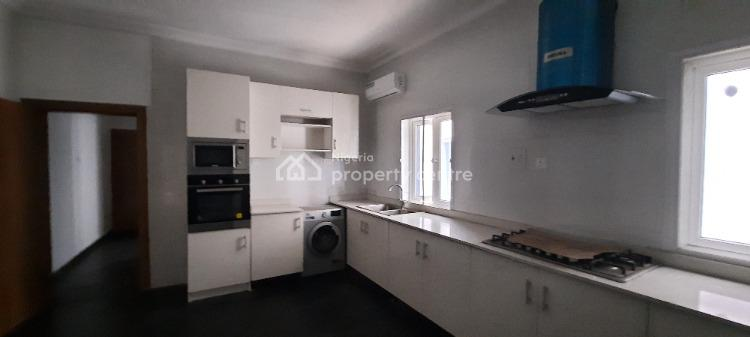 Luscious Newly Built Waterview 10units By 3 Bedroom Apartment, Off Bourdilon Road, Ikoyi, Lagos, Flat / Apartment for Rent