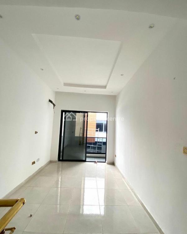 Serviced 4 Bedroom Terrace Duplex in a Secured Estate, Eletu Street,, Osapa, Lekki, Lagos, Detached Duplex for Sale