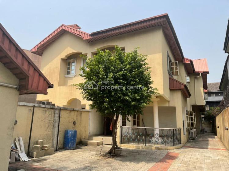2 Units of 4 Bedroom Semi Detached Duplex, Lekki Phase 1, Lekki, Lagos, Semi-detached Duplex for Sale