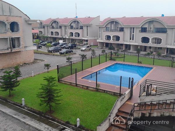 4 Bedroom Terraced Duplex, Osborne Phase 1, Ikoyi, Lagos Island, Lagos, Terraced Duplex for Sale