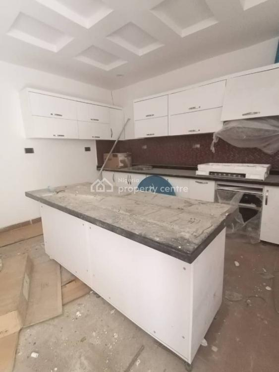 Newly Built 5 Bedroom Semi Detached Duplex with 2 Rooms Bq, Parkview, Ikoyi, Lagos, Semi-detached Duplex for Sale