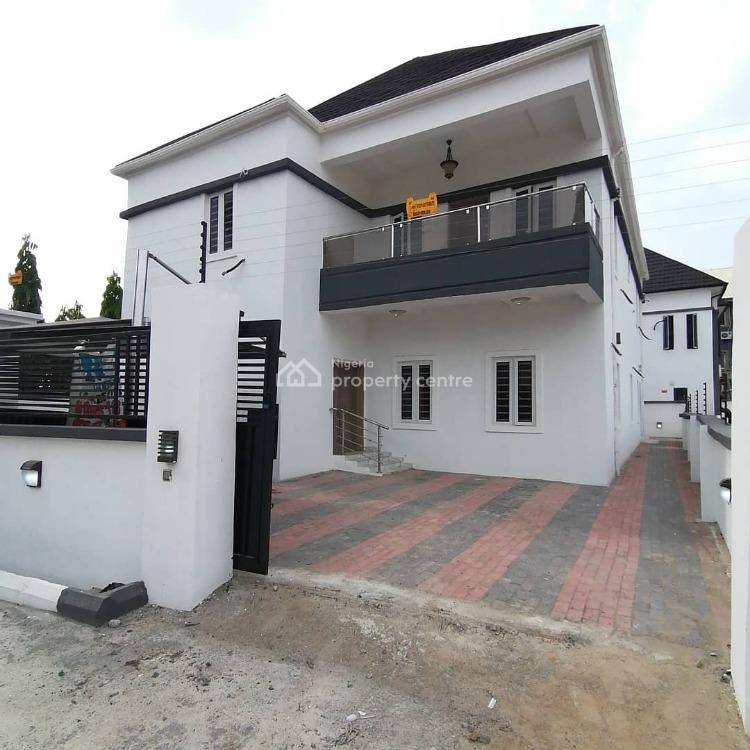 5 Bedroom Fully Detached Duplex with a Room Bq, Sangotedo, Ajah, Lagos, Detached Duplex for Sale