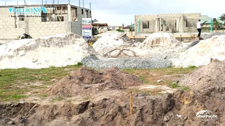 Land. Ileya Awoof., Trillionz Park Estate, Bogije, Ibeju Lekki, Lagos, Residential Land for Sale
