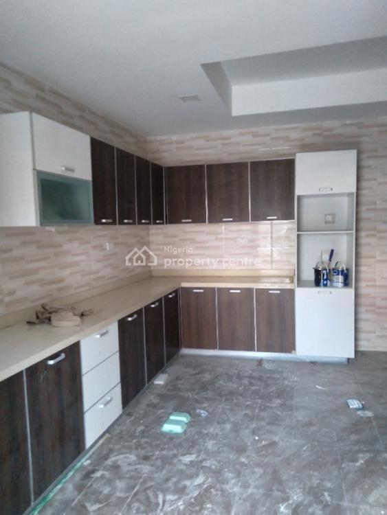 Brand New 5-bedroom Terrace House with Bq, Idado, Lekki, Lagos, Terraced Duplex for Sale