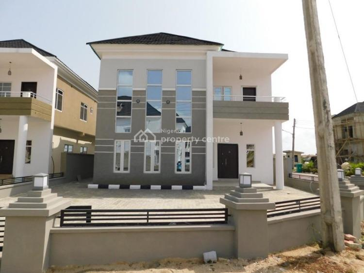 Luxury 4 Bedroom Detached Duplex, Lekky County Homes, Ikota, Lekki, Lagos, Detached Duplex for Sale