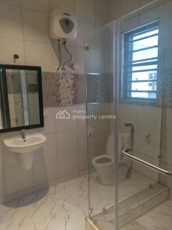 Brand New Serviced 4-bedroom Terrace House with Bq, Ilasan, Lekki, Lagos, Terraced Duplex for Sale