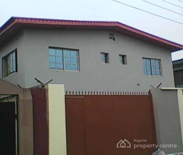 Newly Built 3 Bedrooms Flat, Gbagada, Lagos