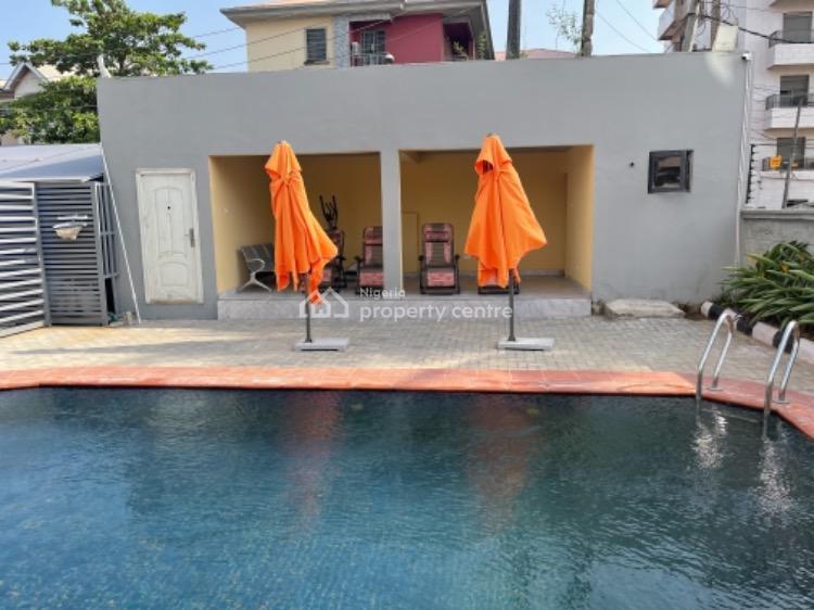 S & S Damac Pent House 2 Bedroom Luxury Apartment with Sea, Off Ajose Adeogun, Victoria Island (vi), Lagos, Flat / Apartment Short Let