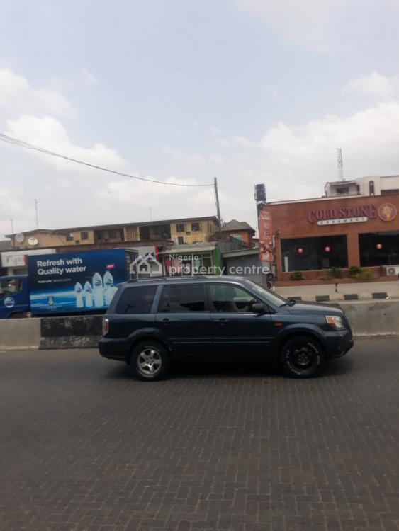 Commercial Land, By Dominos Pizza, Ago Palace Expressway, Isolo, Lagos, Commercial Land for Sale