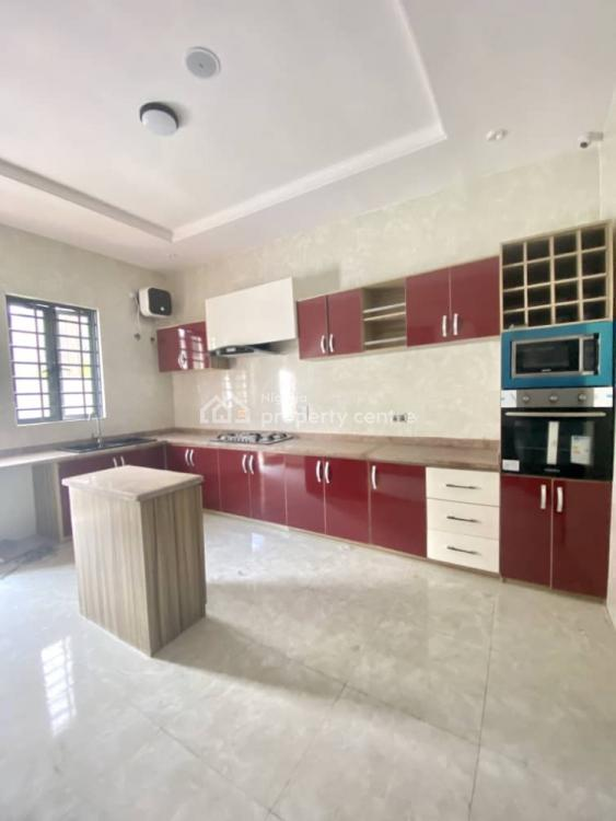 New 5 Bedroom Fully Detached Duplex with Bq Available, Chevron, Lekki, Lagos, Detached Duplex for Sale