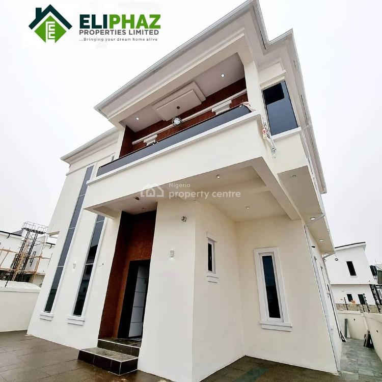 Exquisite 4 Bedroom Detached Duplex, Ajah, Lagos, Detached Duplex for Sale