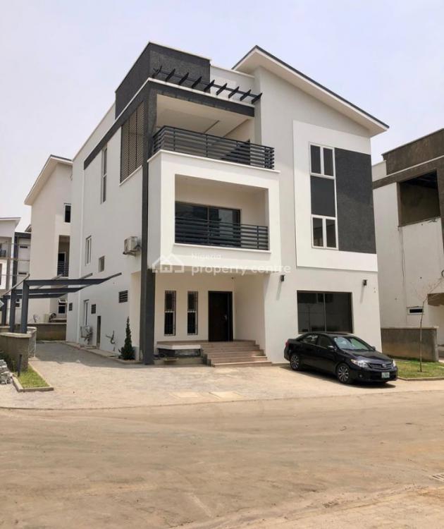 Five Bedroom Duplex Smart Home in Serene Location, Wuye, Abuja, Detached Duplex for Sale