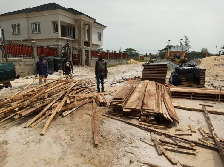 Plots of Land in a Good Neighborhood, Atlantica Apartment, By Lft Zone, Beside Akodo Police Station, Akodo Ise, Ibeju Lekki, Lagos, Residential Land for Sale