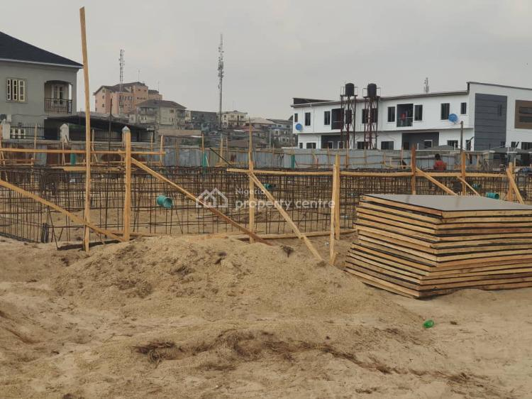 Off Plan: 4 Bedroom Terrace with a Penthouse, Gra Phase 2, Ogudu, Lagos, Terraced Duplex for Sale