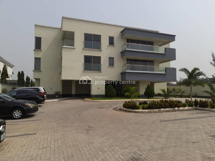 Well Maintained and Fully Serviced 3 Bedroom Flat with Bq, Osborne Phase 1, Ikoyi, Lagos, Flat / Apartment for Rent