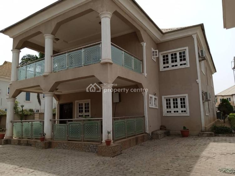 Tastefully Finished 4 Bedrooms Detached Duplex with 2 Rooms Bq, Lokogoma District, Abuja, Detached Duplex for Rent