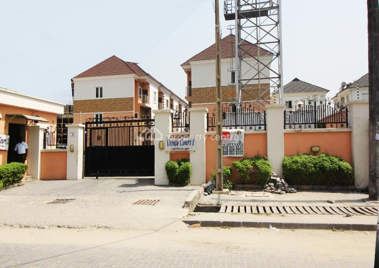 4 Bedrooms Terrace House with a Room Servants Quarters, 31 Kusenla Road, Ikate Elegushi, Lekki, Lagos, Terraced Duplex for Sale