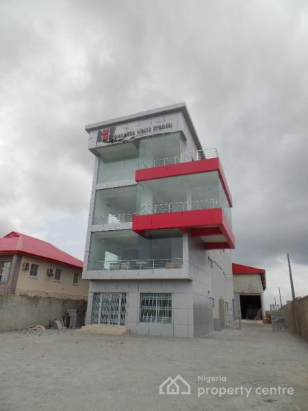 For Sale 3 Floors Story Building Open Floor Plan And A