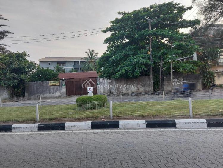 Parcel of Land Measuring 1,413 Square Meters, Ajose Adeogun Street, Victoria Island (vi), Lagos, Land for Sale