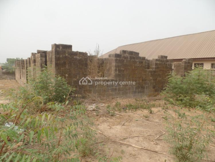 Uncompleted Building, Wilspring Street, Hajji-camp Transit Area, Ilorin South, Kwara, Block of Flats for Sale