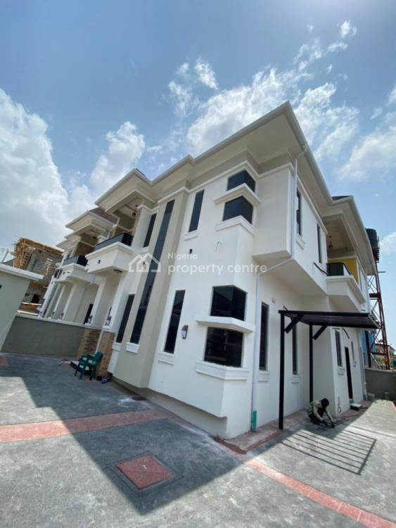 Luxury 4 Bedrooms Fully Detached Duplex House with Bq, Thomas Estate, Ajah, Lagos, Detached Duplex for Sale