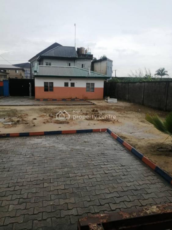Commercial Building, Badore Road, Badore, Ajah, Lagos, Commercial Property for Sale