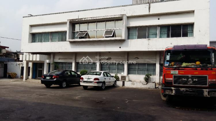 Two Detached Houses on 1,827sqm Land, Akin Adesola Street, Victoria Island (vi), Lagos, Office Space for Sale