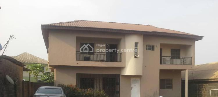 Very Spacious 3 Bedroom Flat (only 2 Tenants in a Compound), Berger, Arepo, Ogun, Flat / Apartment for Sale