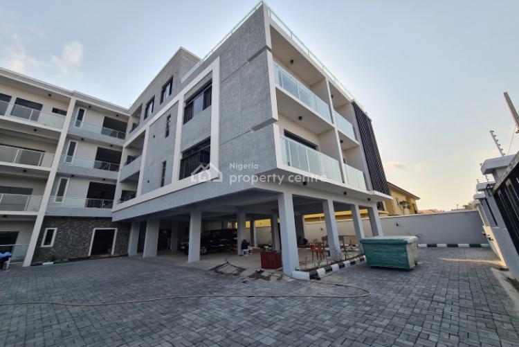 Luxury 3 Bedroom Apartment with Bq, Lekki Phase 1, Lekki, Lagos, Flat / Apartment for Sale