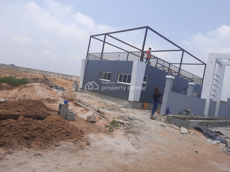 Plots of Beautiful Land Available for Grab, Gracias Morganite Estate, Idera, Eleko, Ibeju Lekki, Lagos, Mixed-use Land for Sale