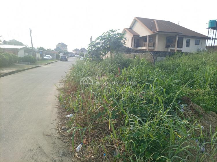 Well Accessible & Dry Cornerpiece Land, Tmc Estate, Abuloma, Port Harcourt, Rivers, Residential Land for Sale