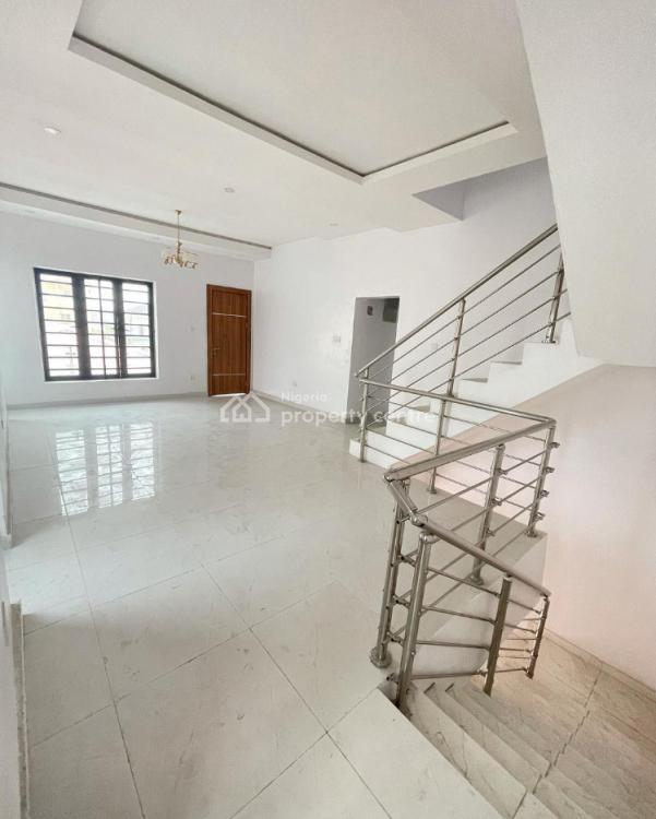 Newly Built 4 Bedroom Terrace Duplex with a Room Bq, Ikate, Lekki, Lagos, Terraced Duplex for Sale
