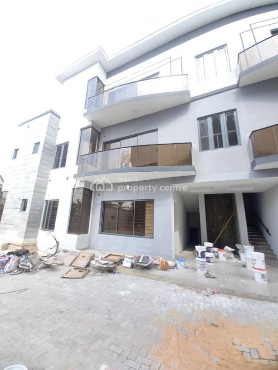 Brand New 4 Bedrooms Terraced Duplex, Parkview, Ikoyi, Lagos, Terraced Duplex for Rent