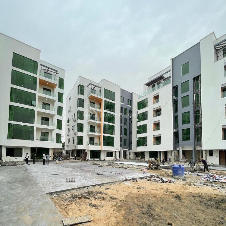 Units of 3 Bedroom Fully Automated Apartments, Ikoyi, Lagos, Flat / Apartment for Sale