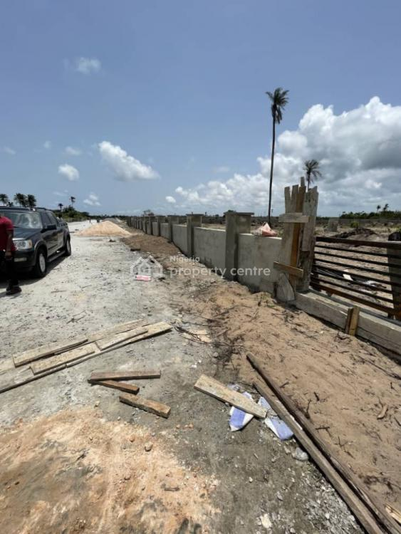 Commercial Plots on The Road, Eagles Arena, Osoroko, Ibeju Lekki, Lagos, Commercial Land for Sale