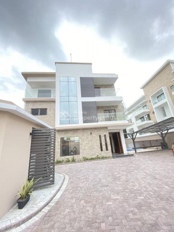 5 Bedrooms Fully Detached Duplex with Swimming Pool, Private Elevator, Banana Island Estate, Ikoyi, Lagos, Detached Duplex for Sale