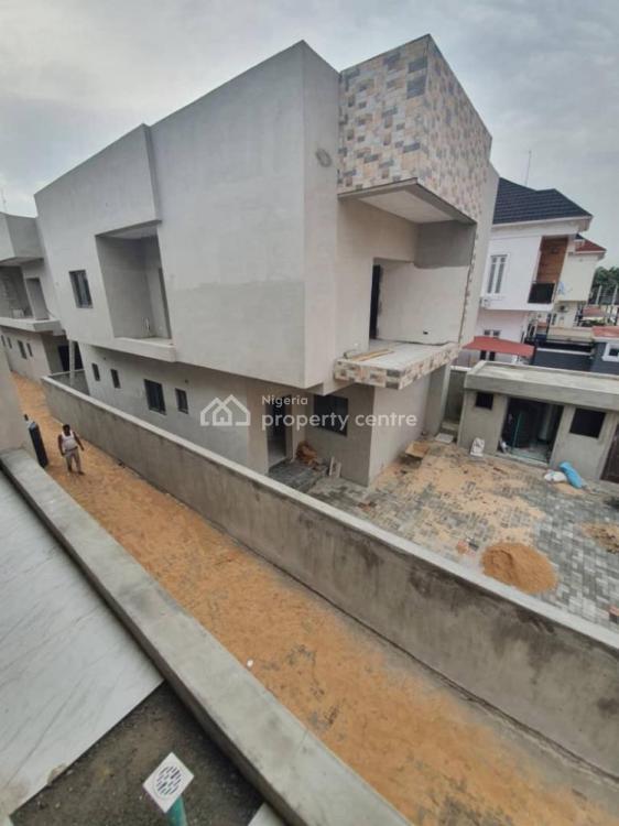 4 Bedroom Duplex with Bq, Agungi, Lekki, Lagos, Semi-detached Duplex for Sale