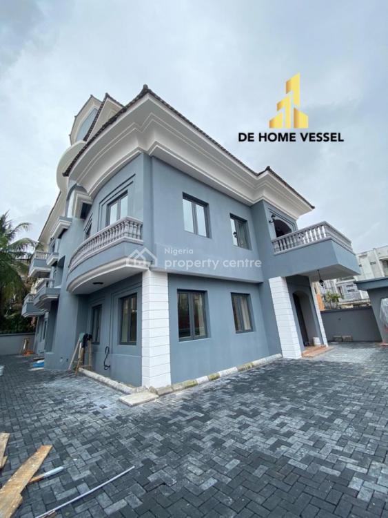 6 Bedrooms Luxury Detached Home, Ikoyi, Lagos, Detached Duplex for Sale