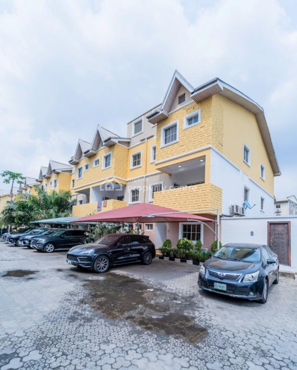 Premium 4 Bedroom Terraced Duplex, Parkview, Ikoyi, Lagos, Terraced Duplex for Sale