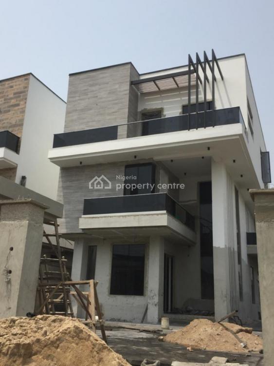 5 Bedroom Fully Detached Duplex(pcl-119), Lekki Phase 1, Lekki, Lagos, Detached Duplex for Sale