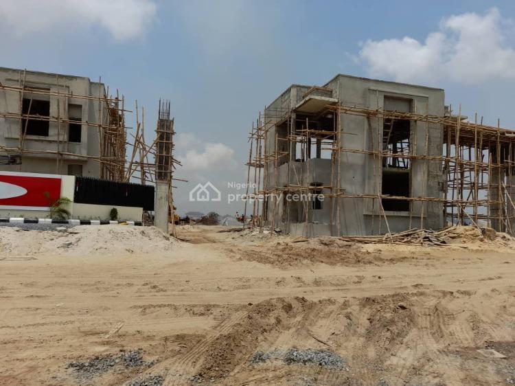 3 Bedroom Flat+ Bq at Peridot Heights, Skyview Housing Scheme Adjacent Novare Mal, Sangotedo, Ajah, Lagos, Block of Flats for Sale